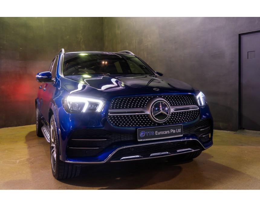 GLE450 AMG Premium Plus