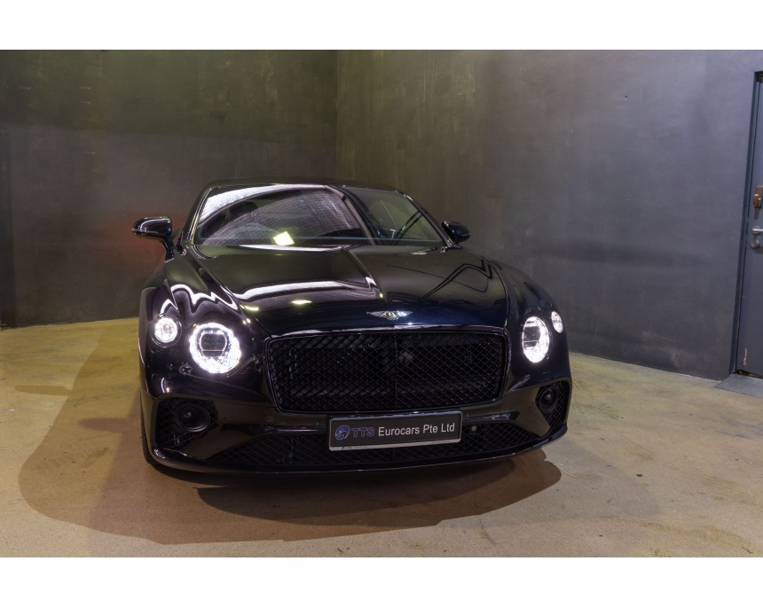 Continental GT Coupe 4.0 V8 Centenary Edition
