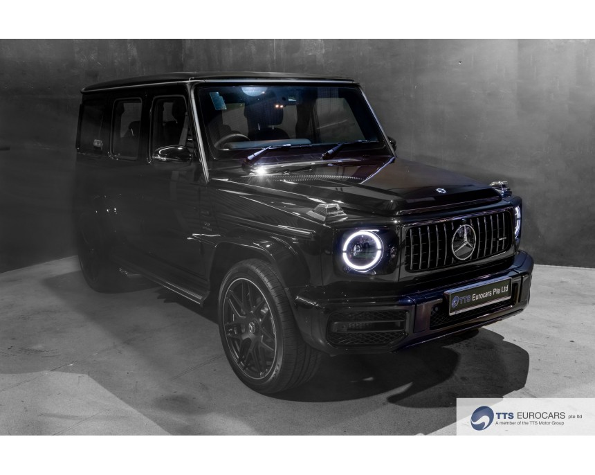 AMG G63 Night Pack Premium Plus