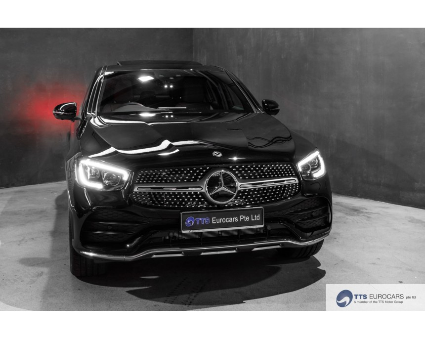 GLC300 Coupe AMG Line Premium Plus