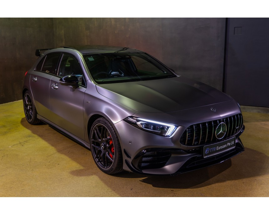 AMG A45S 4Matic+ Premium Plus