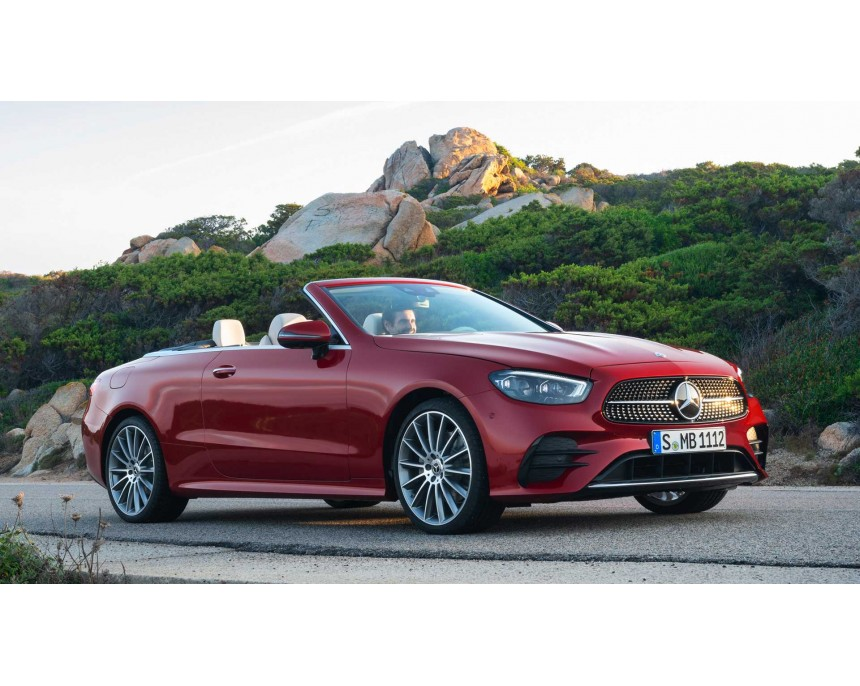 E300 AMG Line Coupe and Cabrio Night Edition Premium Plus