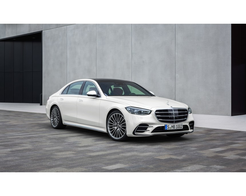 S500L AMG Line Premium Plus