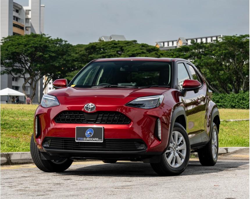 Toyota Yaris Cross 1.5G LED